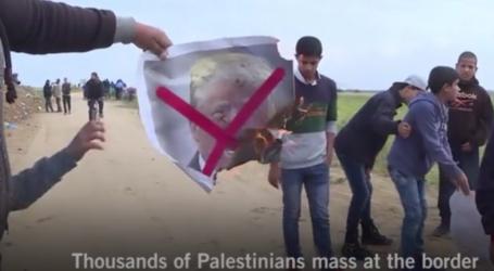 14 Warga Gaza Tewas Ditembak Israel, Lebih 1.000 Luka