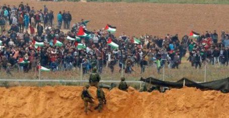 Bentrokan di Tepi Barat Lukai Enam Warga Palestina, Puluhan Pingsan
