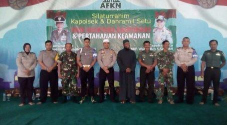 Kapten Nasip Setiabudi Nilai Santri Sangat Berperan Jaga NKRI