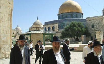 81 Pemukim Israel Terobos Masjid Al-Aqsha