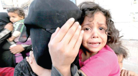 HAM PBB Serukan Langkah Cepat Akhiri Krisis Yaman