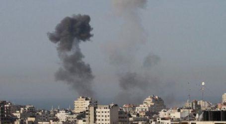 Israel Serang Gaza dengan Tembakan Artileri