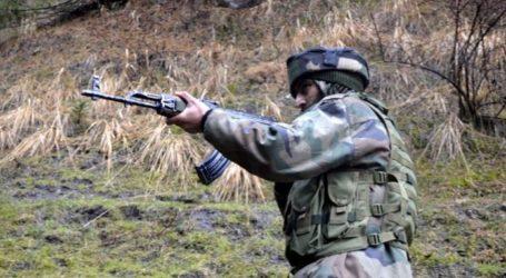 Empat Militan Gugur dalam Pertempuran di Kashmir