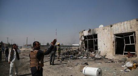 Ledakan di Sekolah Afghanistan, Satu Tewas dan 16 Luka
