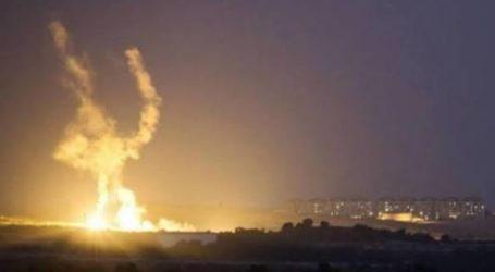 Pesawat Tempur Israel Bombardir Rafah
