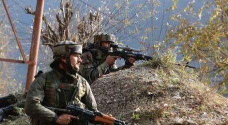 Baku Tembak, Empat Militan Muslim Kashmir Gugur