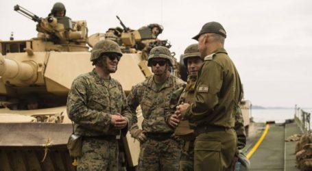 Israel-AS Gelar Latihan Militer Besar-Besaran