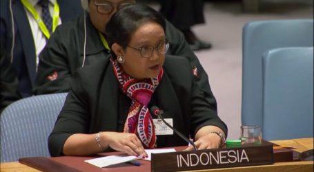 Menlu Retno: Indonesia Akan Terus Bersama Palestina