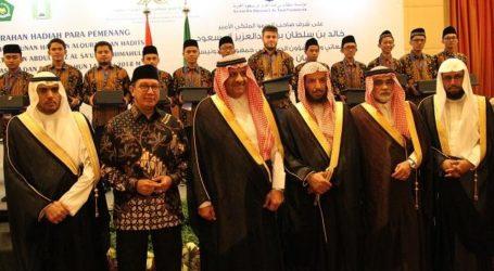 Para Juara MHQH tingkat ASEAN – Pasifik tahun 2018