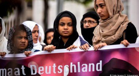Di Jerman, Hampir Seribu Insiden Islamofobia Terjadi dalam Satu Tahun