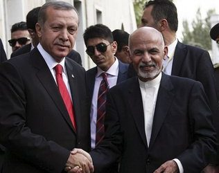 Turki-Afghanistan Bentuk Komisi Ekonomi Bersama