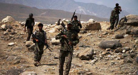 Operasi Pembersihan di Afghanistan Tewaskan Belasan Militan