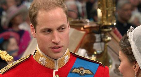 Pangeran William Inggris Akan Kunjungi Palestina