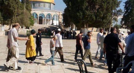 Pengadilan Israel Izinkan Pemukim Yahudi Ritual di Gerbang Al-Aqsha