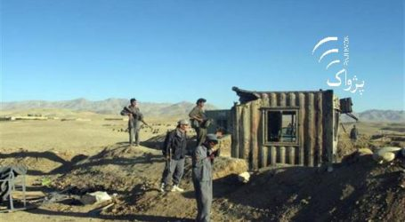 Wilayah Strategis Balcharagh Jatuh ke Taliban