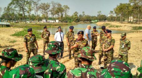 Bersama 20 Negara Lain, TNI Berlatih Operasi Perdamaian di Bangladesh