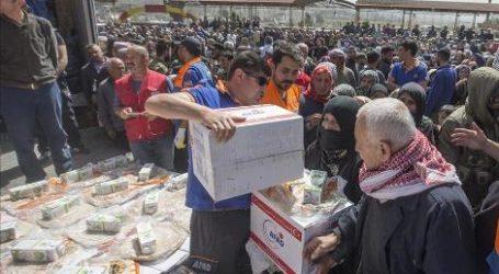 PBB Kirim 26 Truk Bantuan ke Idlib