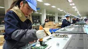 Pertumbuhan Ekonomi Cina Kuartal Pertama Lampaui Ekspektasi di 6,8%
