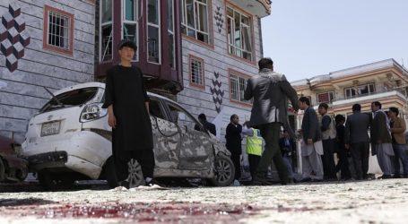 Dua Ledakan Jelang Pemilu Afghanistan Tewaskan 58 Orang
