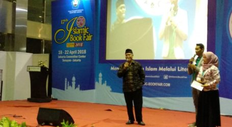 Islamic Book Fair 2018 Resmi Ditutup