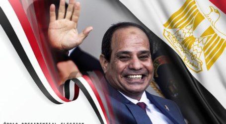 """Al-Sisi """"Menang"""" Pemilihan Presiden, """"Gagal"""" Sebagai Presiden"""