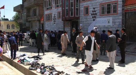 Bom Bunuh Diri ISIS di Kabul Bunuh 48 Warga Sipil