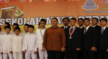 Sekolah Insan Mandiri Cibubur Aplikasikan Project Based Qur'an