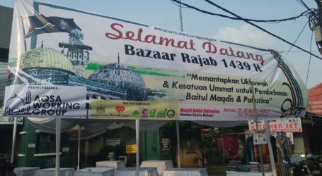 AWG Gelar Festival Rajab di Bekasi
