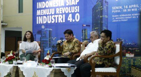 Ada Lima Sektor Industri Jadi Pendorong Perkembangan Revolusi Industri