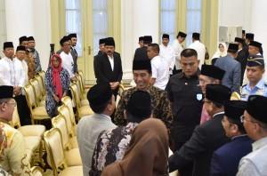 Peringatan Isra' Mi'raj di Istana Bogor