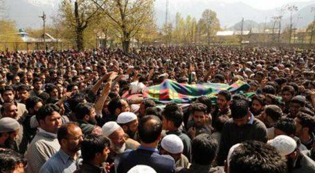 Anti-India Semakin Berkobar di Kashmir Selatan