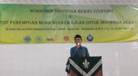 Nasyiatul Aisyiyah Jabar Gelar Workshop Bebas Stunting dan TOT Perempuan Tangguh