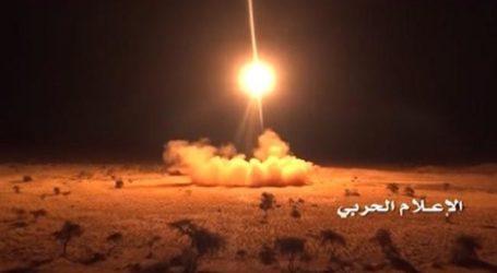 Rudal-Rudal Yaman Targetkan Sejumlah Sasaran di Arab Saudi