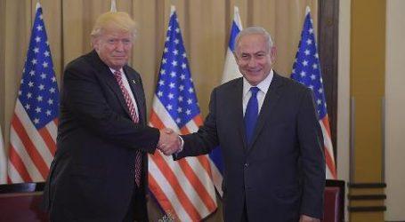 Netanyahu-Trump Bahas Perkembangan Timur Tengah