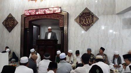 Ketua Umum GNPF: Masjid Indikator Baik Tidaknya Masyarakat