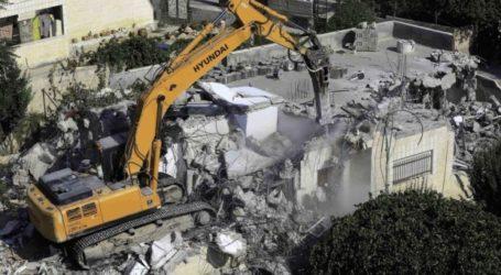 Israel Hancurkan Toko Percetakan di Yerusalem