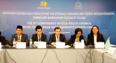 Kemenpora: Masa Depan Perdamaian Dunia Ditentukan Peran Pemuda
