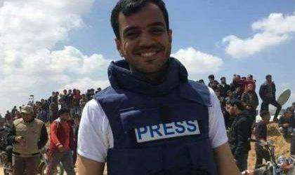 Dua Warga Palestina Meninggal, Salah Satunya Jurnalis Foto