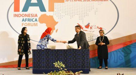 Perluas Ekspor dan Investasi, Kemlu Gandeng Exim Bank Indonesia