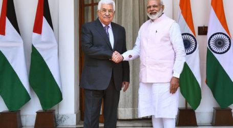 Delegasi Palestina Kunjungi India Aktifkan Dukungan
