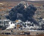 Serangan Udara AS Bidik Posisi Militer Suriah di Dayr Al-Zawr