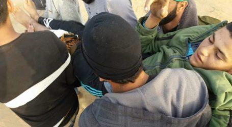 Lagi, Pemuda Palestina Tertembak Tentara Israel di Gaza
