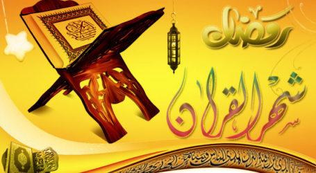 Ramadhan Bulan Memperbanyak Tadarus Al-Quran