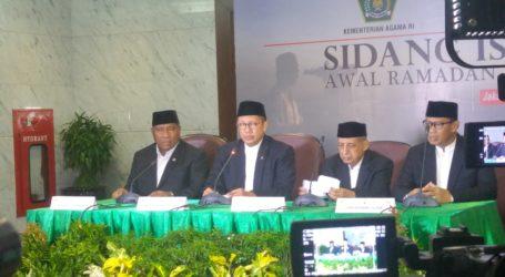 Pemerintah Indonesia Tetapkan Awal Ramadhan Kamis 17 Mei