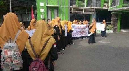 Mahasiswa IAIN Jember Deklarasi Gerakan Anti Mencontek
