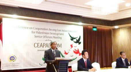 CEAPAD Diharapkan Mampu Hasilkan Upaya Konkrit untuk Warga Palestina