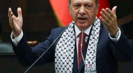 Turki Tarik Dubes Dari Tel Aviv dan Washington