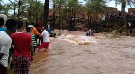 17 Orang Yaman di Pulau Socotra Hilang di Laut Saat Topan Mekunu