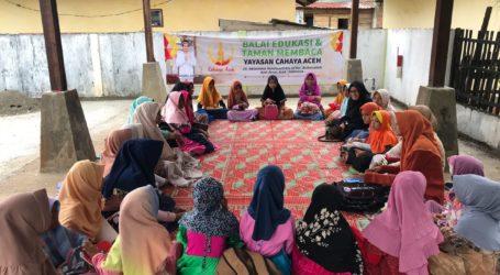 Cahaya Aceh Gelar Tahfidz Untuk Anak-Anak Di Bulan Ramadhan