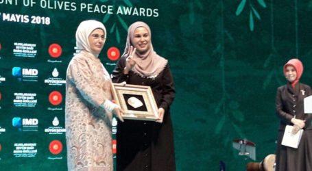 Aktivis Muslimah Indonesia Raih Penghargaan Dari Presiden Turki